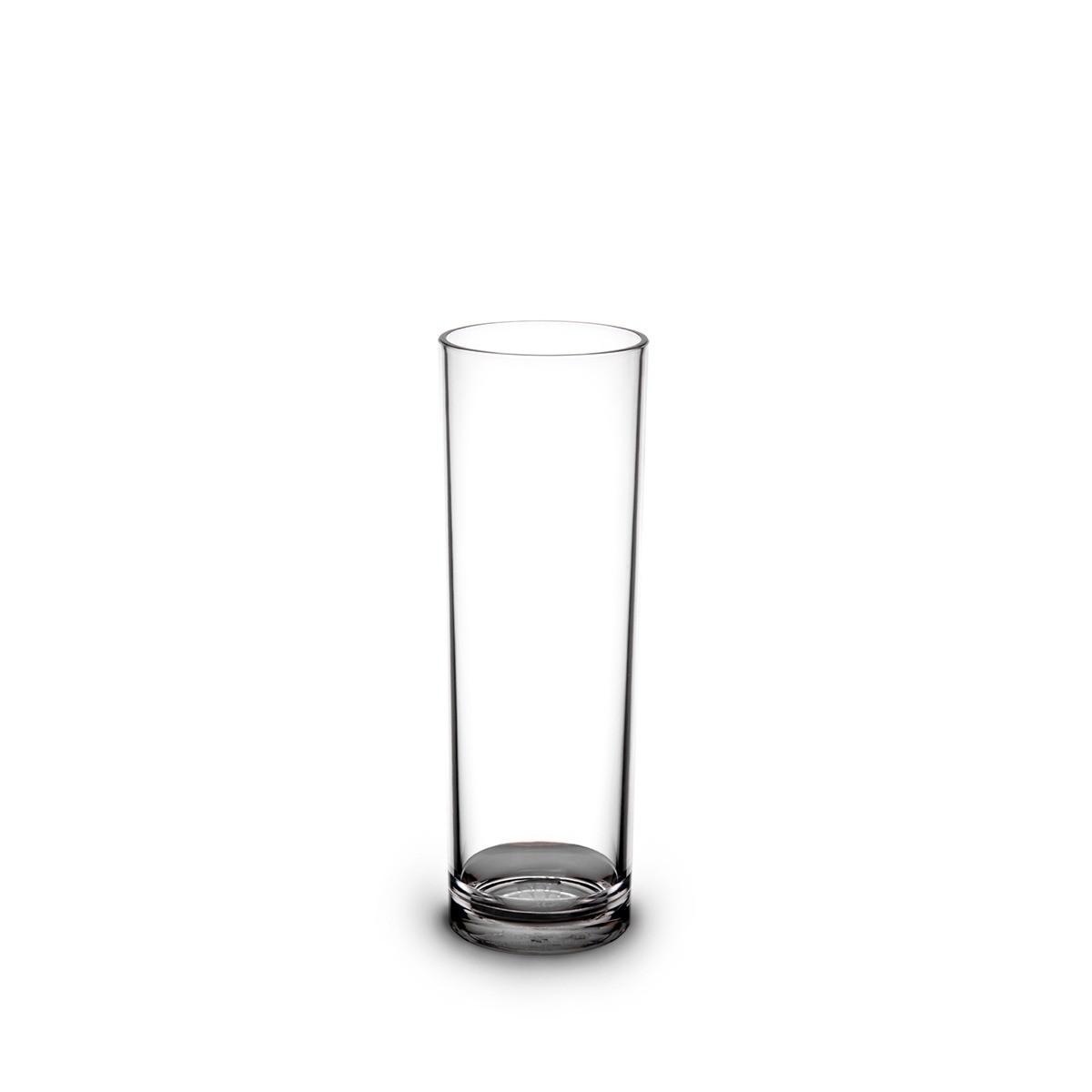 Découvrez notre tube long drink transparent incassable pour servir vos boissons en toute sérénité.