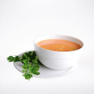 Bol saladier blanc incassable et personnalisable.