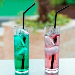 Tube long drink transparent 22cl | RBDRINKS®