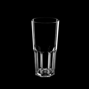 Verre rétro transparent incassable | RBDRINKS®