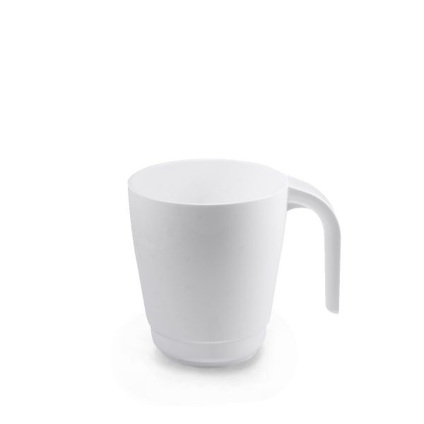 Mug blanc incassable
