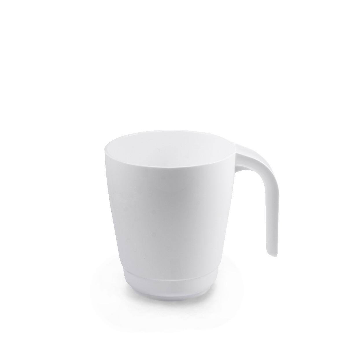 Mug blanc incassable