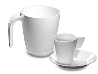 Tasse à café incassable et personnalisable | RBDRINKS®