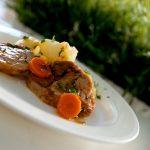 Assiette blanche incassable | RBDRINKS®
