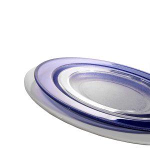 Assiette bleue incassable | RBDRINKS®