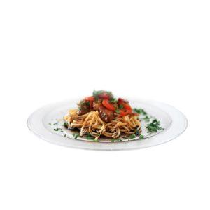 Grande assiette transparente incassable | RBDRINKS®