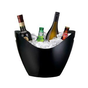 Vasque à champagne noire | RBDRINKS®