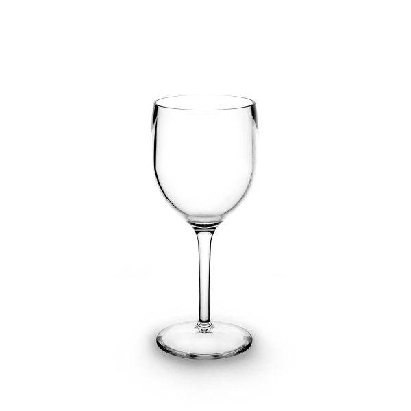 Verre à vin incassable transparent | RBDRINKS®