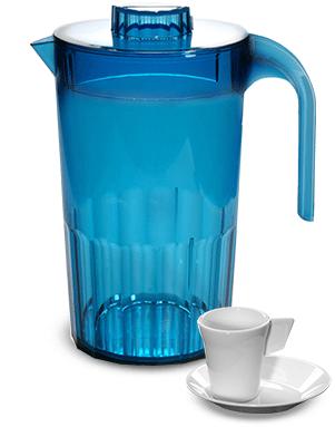 Vaisselle colorée incassable et personnalisable | RBDRINKS®